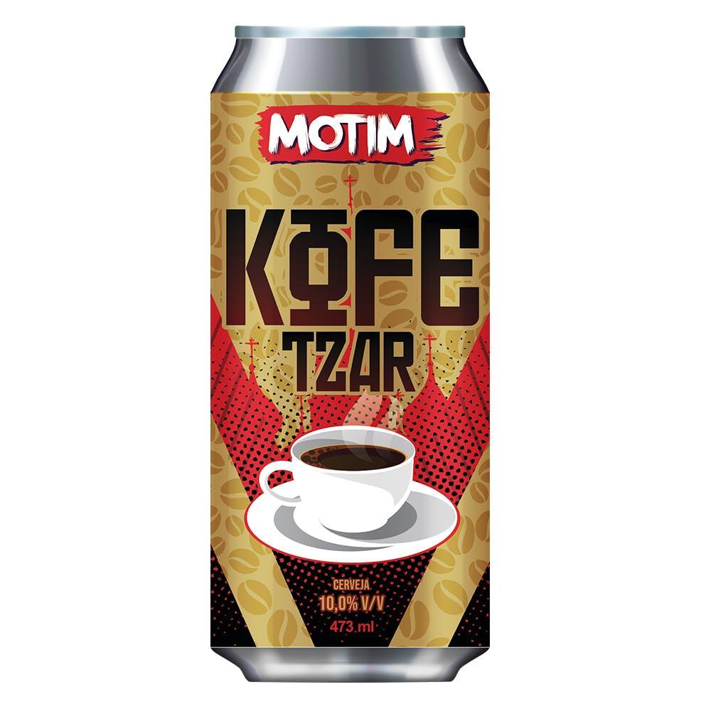 Motim Kofe Tzar 473ml
