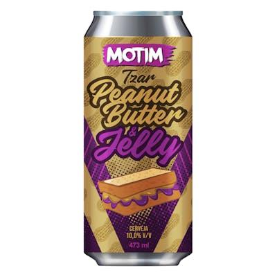 Motim Pastry Stout Peanut Butter & Jelly 473ml