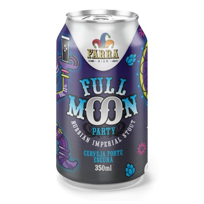 Farra Bier Full Moon 350ml