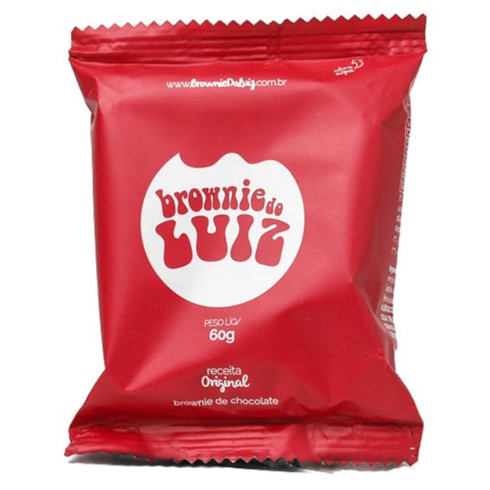 Brownie do Luiz Original 60g