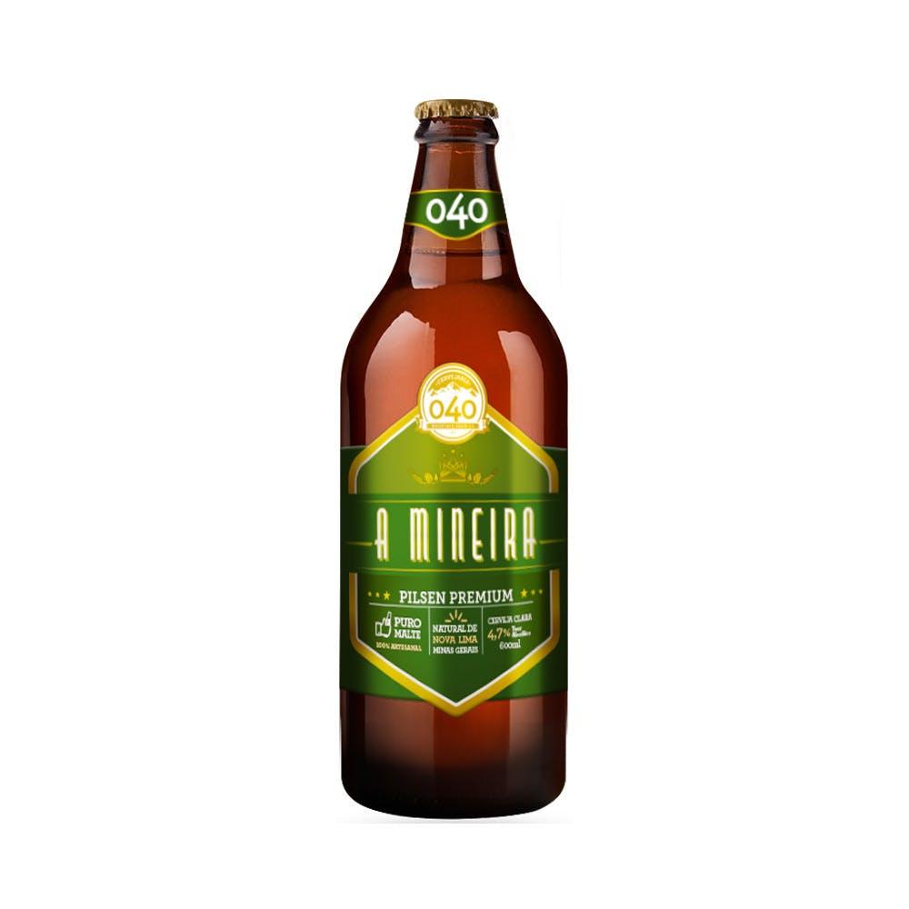 Cervejaria 040 Pilsen 600ml