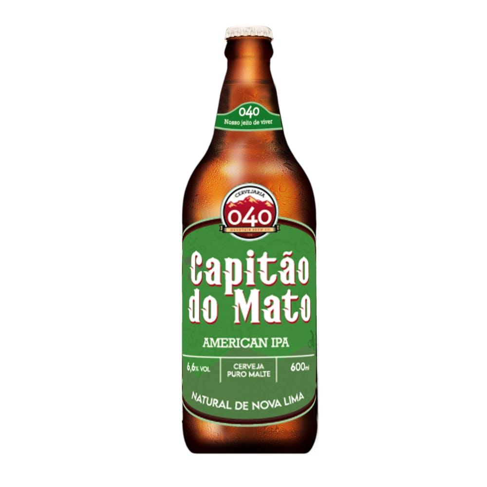 040 Capitão do Mato 600ml