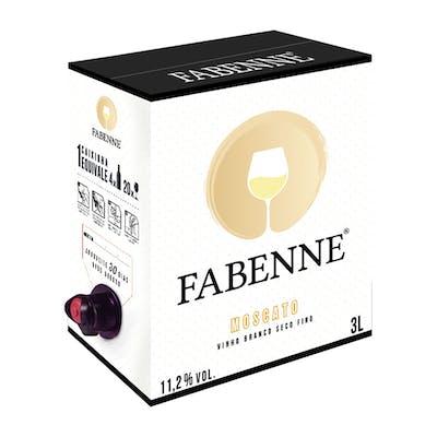 Vinho Branco Moscato Fabenne Bag 3L