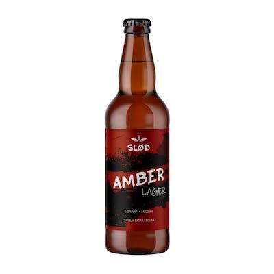 Slod Amber Lager 600ml