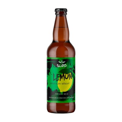 Slod Lemon American Wheat 500ml
