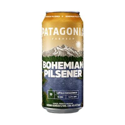 Patagonia Bohemian Pilsener 473ml