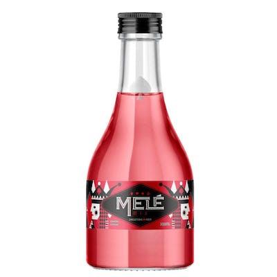 Coquetel Melé Mix Chicletinho Rosa 300ml