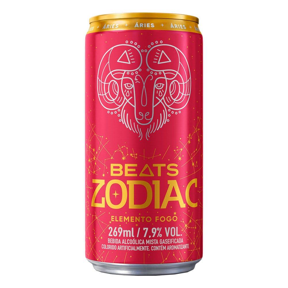 Skol Beats Zodiac Fogo 269ml