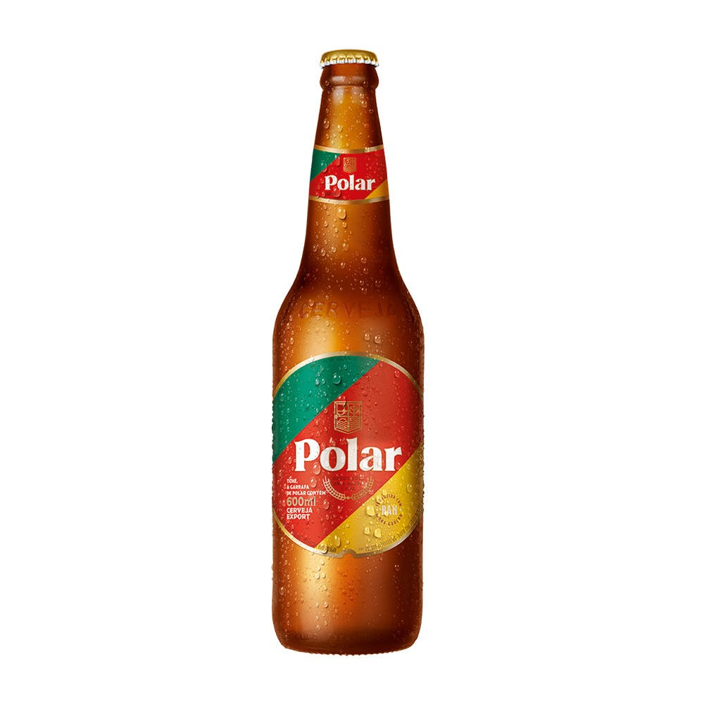 Polar Export 600ml | Vasilhame Incluso