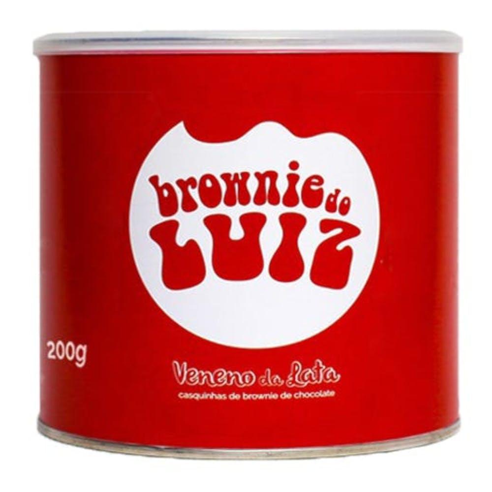 Brownie do Luiz Veneno da Lata 200g