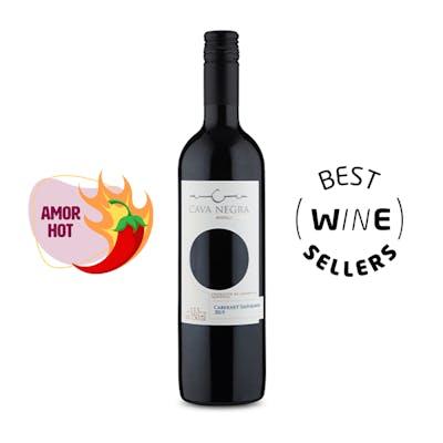 Vinho Tinto Cabernet Sauvignon Cava Negra 750ml