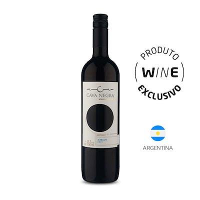 Vinho Tinto Merlot Cava Negra 750ml