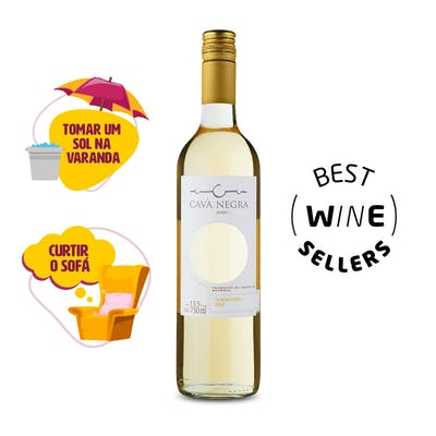Vinho Branco Torrontés Cava Negra 750ml