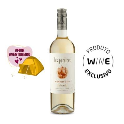 Vinho Branco Viognier Las Perdices 750ml