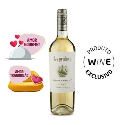 Vinho Branco Sauvignon Blanc Las Perdices 750ml