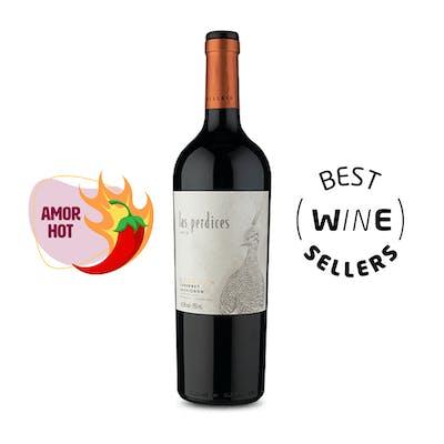 Vinho Tinto Reserva Cabernet Sauvignon Las Perdices 750ml