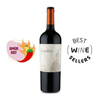 Vinho Tinto Reserva Malbec Las Perdices 750ml