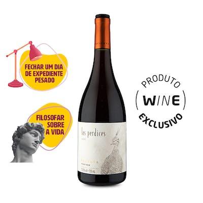 Vinho Tinto Reserva Pinot Noir Las Perdices 750ml