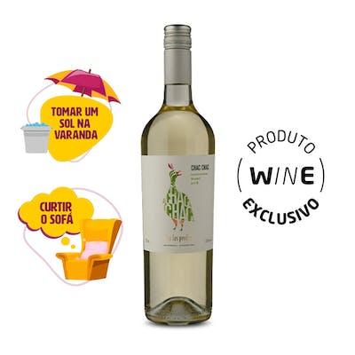 Vinho Branco Sauvignon Blanc Chac Chac 750ml