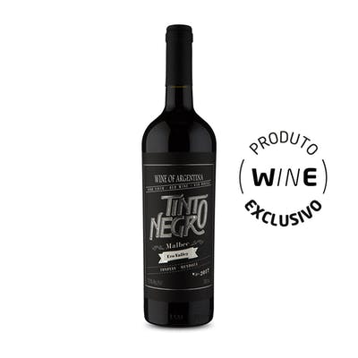 Vinho Tinto Negro Malbec Uco Valley 750ml