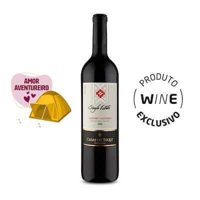 Vinho Tinto Cabernet Sauvignon Casas del Toqui 750ml