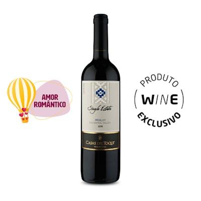 Vinho Tinto Merlot Casas del Toqui 750ml
