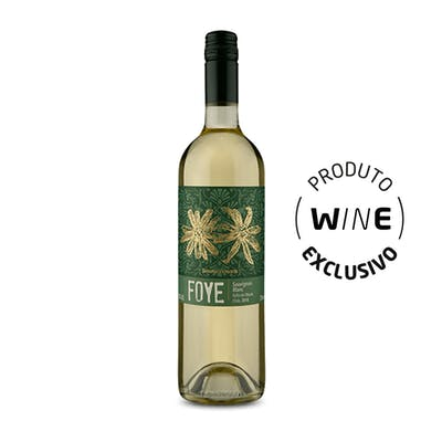 Vinho Branco Reserva Sauvignon Blanc Foye 750ml