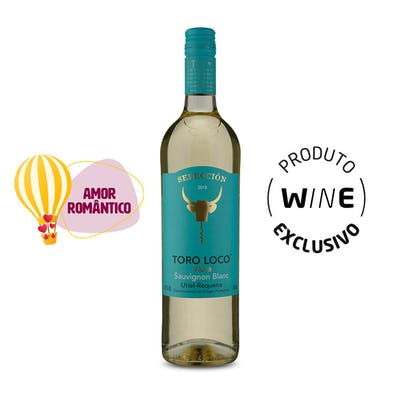 Vinho Branco D.O.P. Utiel-Requena Toro Loco 750ml