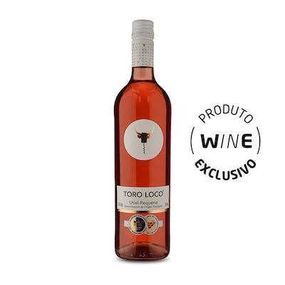Vinho Rosé D.O.P. Utiel-Requena Toro Loco 750ml