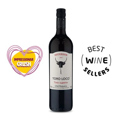 Vinho Tinto Superior Toro Loco 750ml
