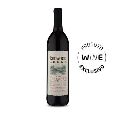 Vinho Tinto Cabernet Sauvignon Redwood 750ml