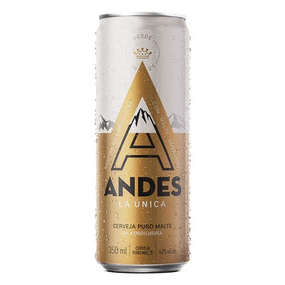 Andes 350ml