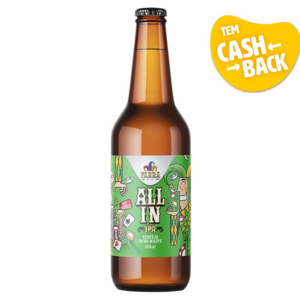 Farra Bier All In 355ml