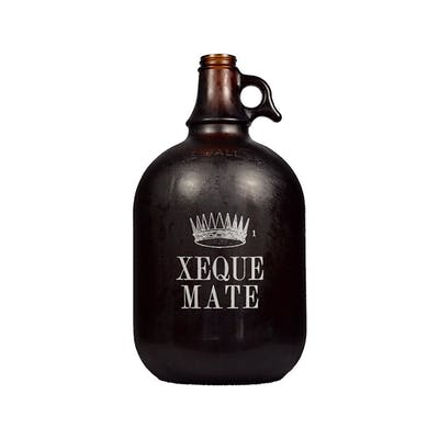 Growler Xeque Mate Draft Rum 1L
