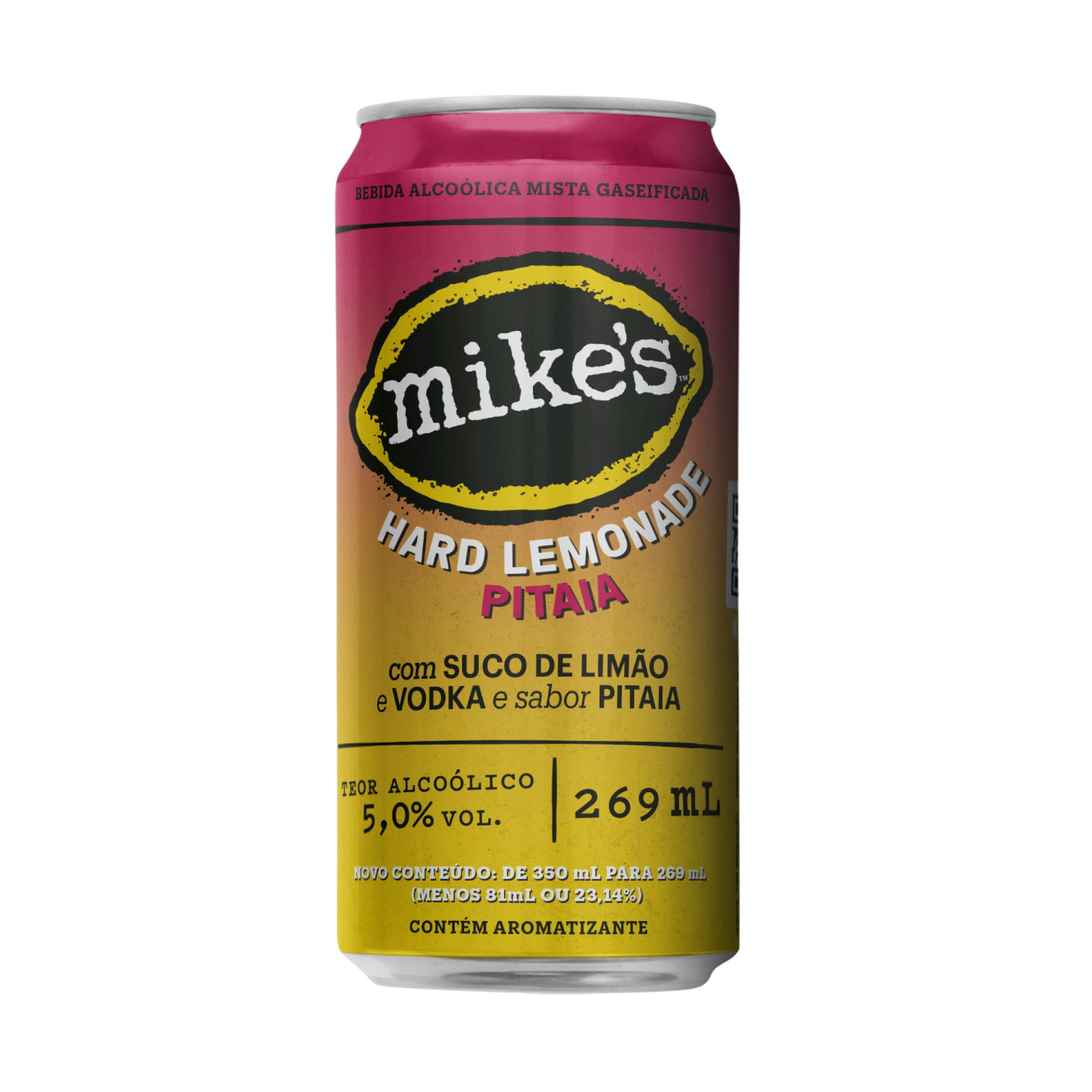 Mikes Hard Pitaia 269ml