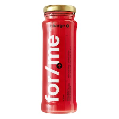 Shot Funcional For / Me Charge Cranberry 100ml