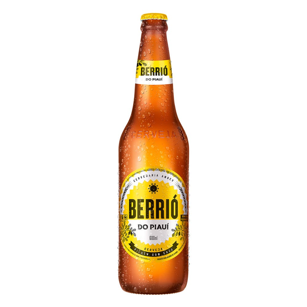 Berrió 600ml | Apenas o Líquido