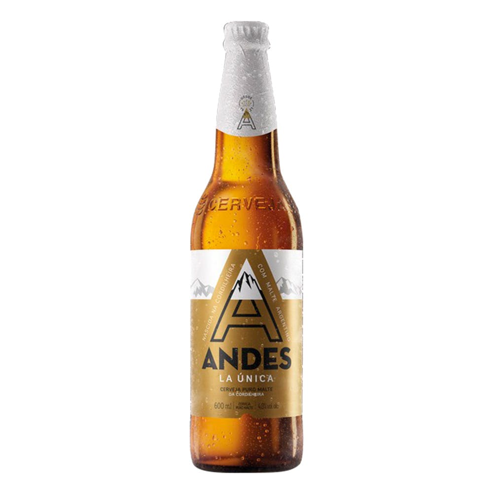 Andes 600ml | Vasilhame Incluso