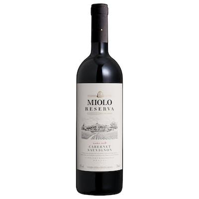 Vinho Tinto Seco Miolo Reserva Cabernet Sauvignon 750 ml
