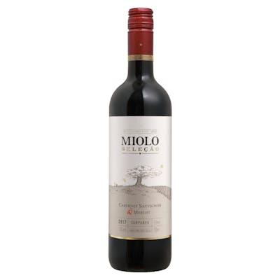 Vinho Tinto Seco Miolo Seleção Cabernet Sauvignon & Merlot 750 ml
