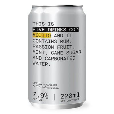Five Drinks Mojito 220 ml