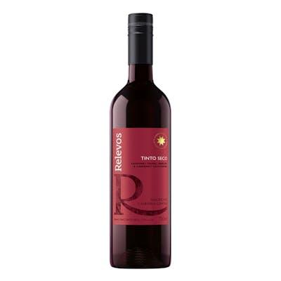 Vinho Tinto Seco Relevos 750ml | Vasilhame Incluso