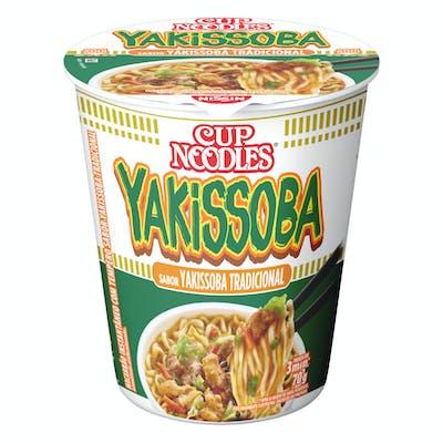 Cup Noodles Yakissoba Tradicional 70g