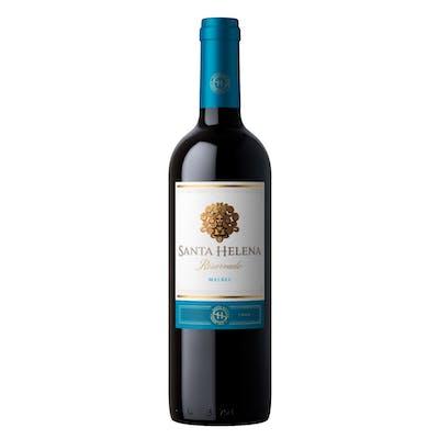 Vinho Tinto Chileno Malbec Reservado Santa Helena 750 ml