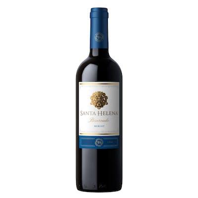 Vinho Tinto Chileno Merlot Reservado Santa Helena 750ml