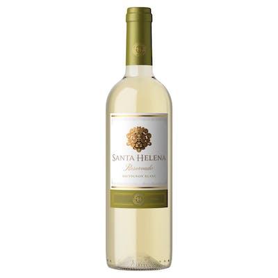 Vinho Branco Chileno Sauvignon Blanc Reservado Santa Helena 750 ml