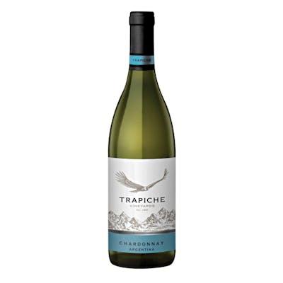 Vinho Branco Argentino Chardonnay Trapiche Vineyards 750 ml