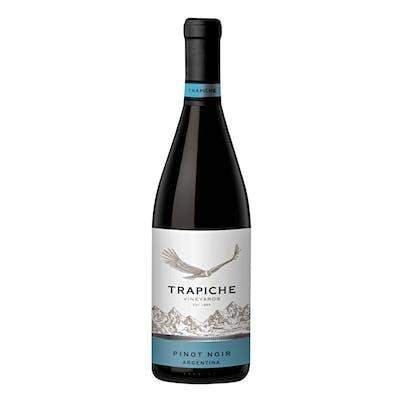 Vinho Tinto Argentino Pinot Noir Trapiche Vineyards 750ml