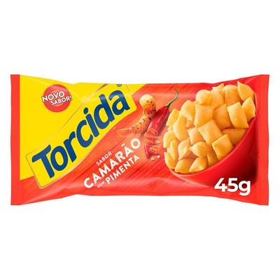 Torcida Camarao C/ Pimenta 45g