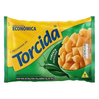 Torcida Big Pimenta Mexicana 450g